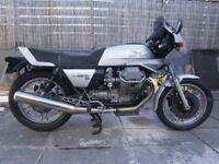 Moto Guzzi 850 Le Mans mk3