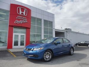 2014 Honda Civic Sedan LX + mags