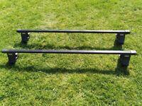 Thule Roof bars (1200mm, adjustable)