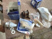 Vintage landrover parts