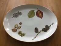 2 Royal Worcester dishes