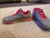 Ladies size 5 CrossFit training shoes
