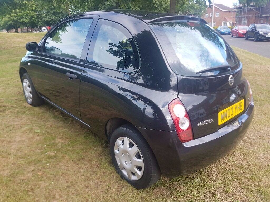 NISSAN MICRA 1.2 AUTOMATIC LOW MILES, ANY OLD CAR PX WELCOME, SMOOTH ...
