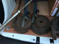 Professional heavy duty weights