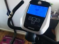 horizon focus 408 exercise bike