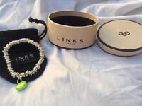 LINKS LONDON Sweetie Silver Charm Bracelet