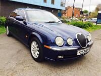 JAGUAR S-TYPE 3.0 V6 SE AUTOMATIC SALOON