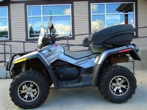 2008 can-am Outlander Max 800 Limited