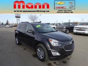 2016 Chevrolet Equinox 1LT - Sunroof, Remote start, Heated seats