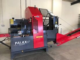 Wood processor Palax power 100s