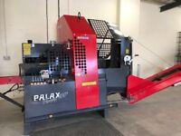 Wood processor Palax power 100s