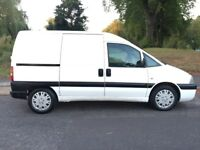 06 SCUDO 1.9d*3 SEATER *FULL 12 MONTHS MOT* *ONE OWNER FROM NEW*FULL SERVICE HISTORY*REDUCED BY £500