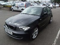 2008 08 BMW 1 SERIES 2.0 120D SE 5D AUTO 175 BHP **** GUARANTEED FINANCE **** PART EX WELCOME ****