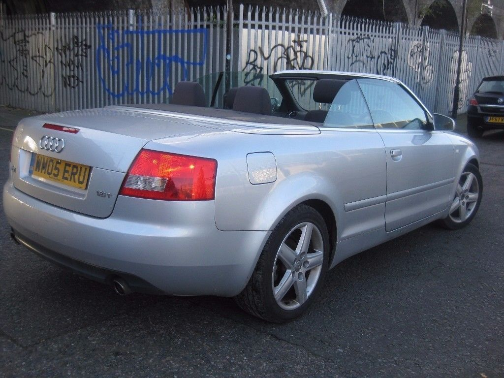 Audi audi a4 coup : AUDI A4 1.8 T SPORT CONVERTIBLE CABRIOLET •••• £1650 ONLY •••• 3 ...