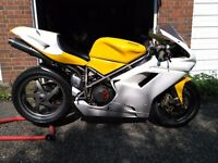 Ducati 748R Track/ Race Bike