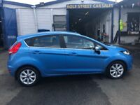 Ford fiesta 1.4 diesel MOT low mileage 57,000 on the clock 20 pound road tax cheap insurance