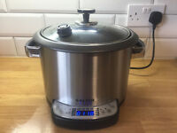 Salter Auto Stir Multi Cooker - fry, boil, slow cook