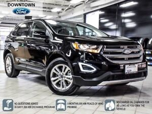 2018 Ford Edge SEL, Navi, Pano roof, Back up cam, Leather
