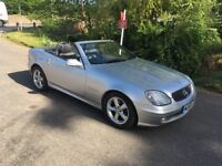 Outstanding condition - Mercedes Benz SLK 230 Kompressor - New MOT with no advisories- Great history