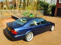 Bmw e39 520i m sport 170bhp 2001 (great condition)