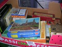 Assorted Box of games