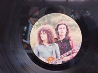 T Rex Electric Warrior vinyl album.