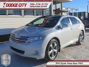 2010 Toyota Venza Base FWD