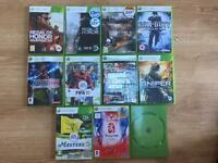 Wii, PS2 and Xbox Games