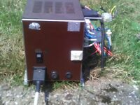 caravan mac 5-12 power unit with built in charger