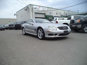 2005 Mercedes-Benz SL-Class SL500 CARPROOF CLEAN GAR.1AN**