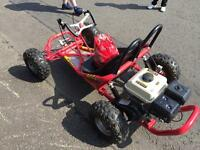 200cc go kart with spare engine swap or for sale