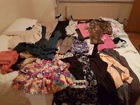 Bundle of woman clothing x 44pcs