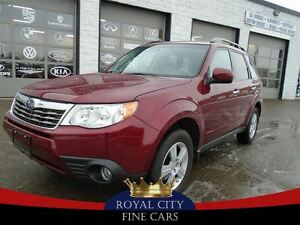 2009 Subaru Forester Panaramic Sunroof Heated seatsAWD No accide