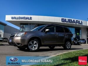 2015 Subaru Forester 2.5i Touring PKG No Accidents Off Lease Veh