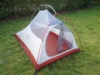 2 person tent 1.2kg