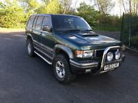 P REG ISUZU TROOPER 3.1 TD CITATION 4X4 5DR-GREAT HISTORY-NEW BATTERY'S & ALTERNATOR-GREAT TO DRIVE