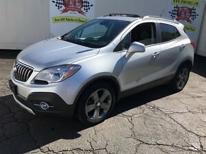 2013 Buick Encore Automatic, Sunroof, Only 37,000km