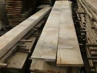 English oak planks/beams/cladding/boards