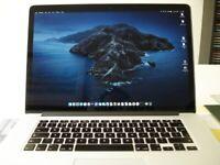 """MacBook Pro 15"""" (Mid-2015 Retina) i7 2.5GHz,500GB SSD 16GB Dual Graphics"""