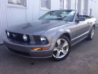 2007 Ford Mustang GT Convertible, 0 down $209/bi-weekly OAC
