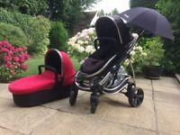 icandy Strawberry pushchair/pram