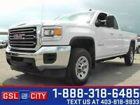 2015 GMC Sierra 3500HD SLE - Rear View Camera, IntelliLink