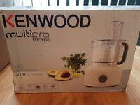 Kenwood Multipro Home Food Processor 1000W (3.0L) FDP643WH