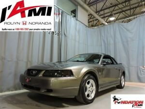 2002 Ford Mustang CONVERTIBLE CUIR