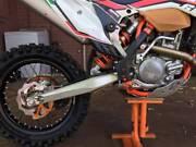 2014 KTM 500EXC 6 DAYS Alice Springs Alice Springs Area Preview