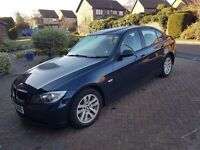 BMW 320D;LOW MILEAGE;IN EXCELLENT CONDITION;FULL SERVICE HISTORY,NEW BATTERY. PRICED TO SELL!