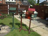 Bird Tables For Sale!!