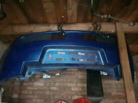 Megane sport 225 r26 rear bumper
