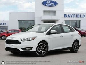 2018 Ford Focus SE WINTER PERFORMANCE PACKAGE INCLUDED - 6.29...
