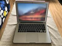 """MacBook Air 13"""" 2017 like new with box and case"""